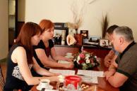 """Благодійний фонд """"Подільська громада"""" підписав угоду із ТМ """"DIADEMA"""" про створення """"Корпоративного фонду"""""""