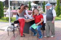 Сьогодні та завтра вінничани та гості міста можуть безкоштовно виміряти тиск та отримати консультацію