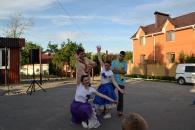 У мікрорайоні Сабарів відбувся концерт «Молодь –  за світле майбутнє»
