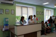 Муніципальний діагностичний центр розширився ще на один поверх