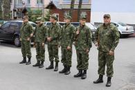 Сьомий загін вінницьких оперативників вирушив у зону АТО