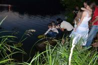 У Сабарові вінничани плели віночки та пускали їх на воду
