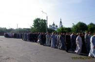Близько 2-х тисяч вірян пройшлися хресною ходою до Калинівського чуда