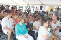 Сотні людей зібралися на регіональному форумі у Вінниці, щоб об'єднатися та працювати на розвиток міста