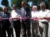 На Вінниччині після реконструкції відкрили школу, яку ремонтували за підтримки Уряду Німеччини
