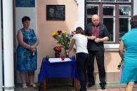 На Вінниччині відкрили меморіальні дошки в пам'ять про бійців АТО Володимира Мухи та Володимира Черкасова