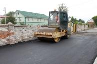 В серпні завершиться комплексний капремонт вул. К. Маркса