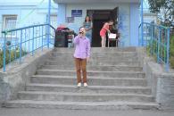 Юні вінничани розгадували «живий» кросворд
