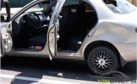 На в'їзді у Вінницю з боку Барського шосе розстріляли авто. Є поранені
