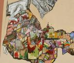 Художники продовжують прикрашати Вінницю творами мурал-арту