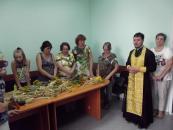 У вінницькому територіальному центрі соціального обслуговування відбулось свято Маковія