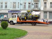 Вінничани відправили бійцям у АТО тепловізор та відремонтований УАЗік
