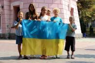 У Вінниці стартував обласний марафон «Прапор Миру»