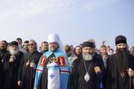 В хресній ході до Іосафатової долини взяли участь понад 20 тисяч вірян