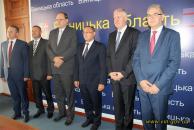 Посол Польщі Генрик Літвін офіційно представив нового Генерального Консула Республіки Польща у Вінниці