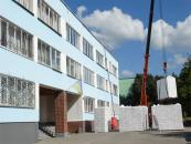 Новий навчальний рік школа №34 розпочне з відремонтованим та утепленим дахом