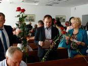 У мерії вітали вінничан із Днем Незалежності