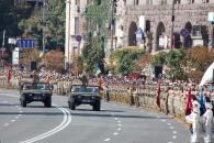 День Незалежності. Центральною вулицею столиці України пройшов урочистий Марш Незалежності