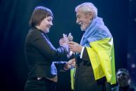 Легендарний Вахтанг Кікабідзе презентує вінничанам ювілейний концерт «Мої роки - моє багатство»