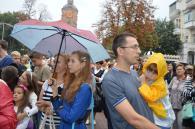 Разом з вінничанами День міста відзначає Володимир Гройсман та багато іноземних гостей