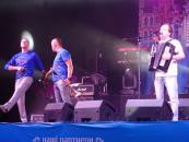 Дощ не завадив вінничанам насолодитись концертом гуртів «ТіК», «Бумбокс» та легендарного Haddaway