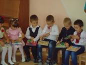 Фонд Порошенка започаткував бібліотеку у вінницькому дитячому садочку