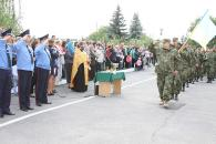 Правоохоронці із Вінниці вирушили у зону АТО