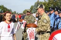 Додому із зони АТО повернулись 140 вінницьких правоохоронців