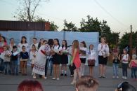 У Сабарові відбувся концерт, присвячений Дню народження цього району