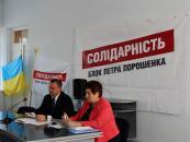 Вінницька територіальна організація партії «Солідарність» - Блок Петра Порошенка» подасть 85 кандидатів на вибори депутатів обласної ради