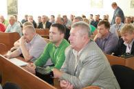 У міській раді відзначили вінничан, які працюють у сфері машинобудування