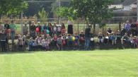 У Селищі з'явився новий сучасний шкільний стадіон