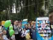 Фонд Порошенка передав літературу вінницькій дитячій бібліотеці