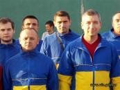На Всеукраїнській спартакіаді держслужбовців вінничанин виборов золото