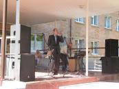 Терцентр соціального обслуговування Вінниці організував благодійну акцію до Дня людей похилого віку