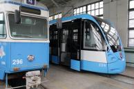 Новий вінницький трамвай здивував швейцарців