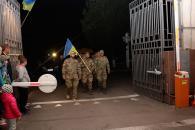 До Вінниці із зони АТО повернулися бійці спецпідрозділу «Фантом»