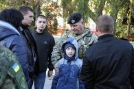 Понад півсотні вінницьких правоохоронців вирушили в зону АТО