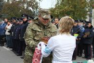 Сьогодні зі Сходу України повернулись вінницькі міліціонери
