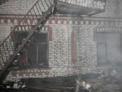 Через коротке замикання у Хмільнику вогонь знищив кімнату в будинку та три тони сіна