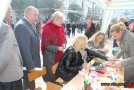 """У центрі Вінниці відбулась обласна виставка """"Країна юних майстрів"""""""
