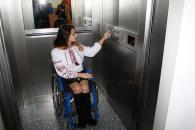 У ще одній вінницькій школі облаштували ліфт для учнів, які пересуваються на візках