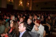 До 70-річчя кінотеатру «Родина» заклад отримав у подарунок мобільний кінотеатр