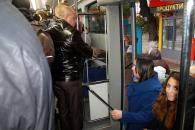 З сьогоднішнього дня на маршрут вийшов новий вінницький трамвай