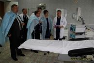 Хмільницька центральна районна лікарня отримала новий лапараскопічний хірургічний комплекс