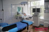 Вінницька волонтерка Юлія Вотчер передала мобільний рентген-апарат у військовий госпіталь під Маріуполем