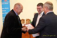 У Вінниці відбулись урочистості з нагоди відзначення Дня автомобіліста