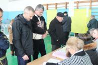 Сергій Моргунов висловив сподівання, що обрані вінничанами представники місцевого самоврядування працюватимуть на розвиток міста