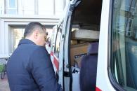 Сьогодні з Вінниці у зону АТО відправили близько 10 тон гуманітарного вантажу