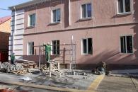 Наприкінці цього року міський реабілітаційний центр «Гармонія» справить новосілля у реконструйованому приміщенні